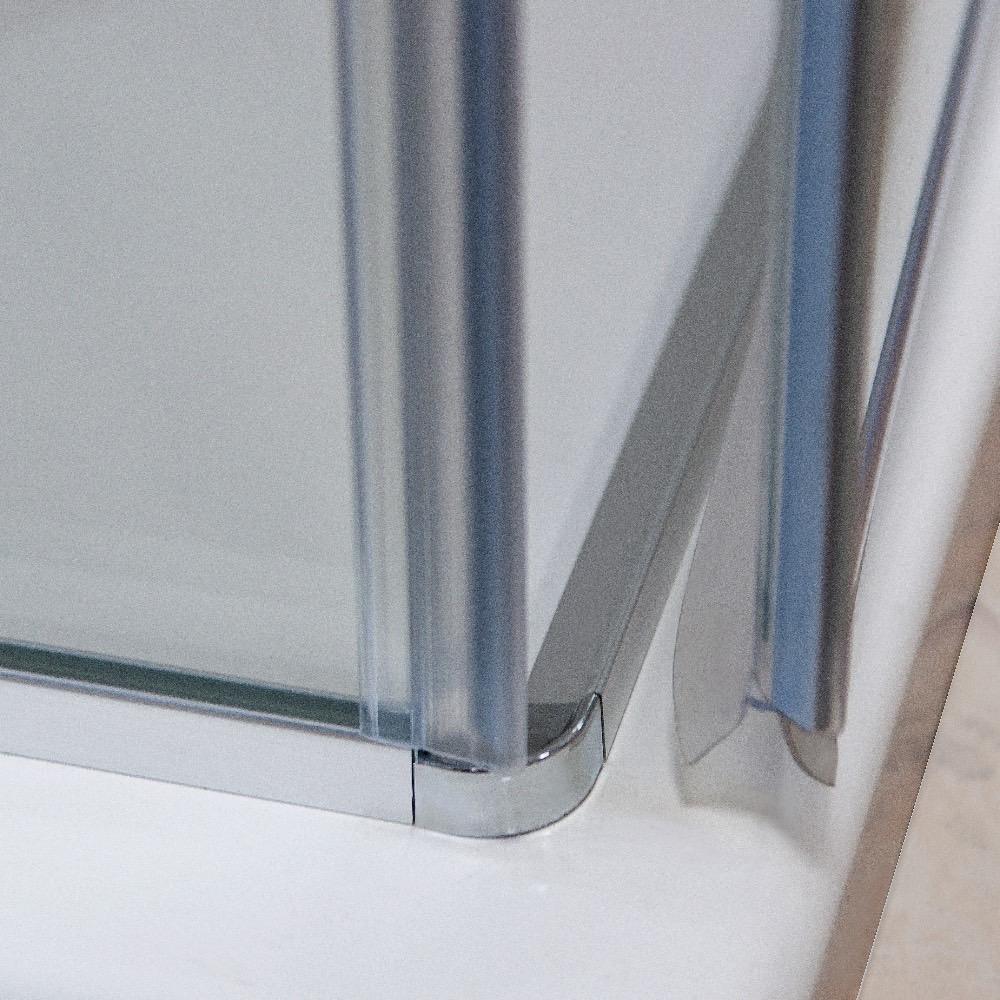 Precizní magnetické těsnění dveří a těsnící silikonový praporek