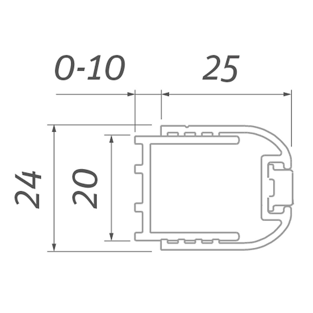 LZDO1/900+LZDO1/1100, Instalační rozměr (y): Viz technická specifikace, Profil: Brillant, Šířka druhých dveří: 1100, Šířka dveří: 900, Typ: LZDO1/900+LZDO1/1100, Výplň: Transparent, LZDO1+LZDO1