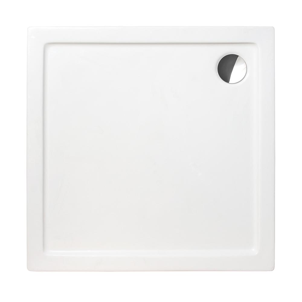 Panel čelní FLAT KVADRO/800, Rozměr: Panel 800, Typ: Panel čelní FLAT KVADRO/800, Výška (h): -, Způsob dodání: S, FLAT KVADRO čtverec